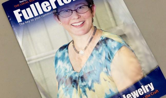 """Fullerton Life""  cover story"