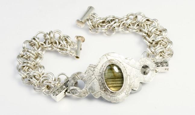 Bezel Bracelet