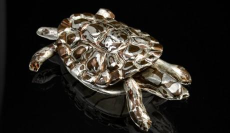 Mokume-Gane Tortoise