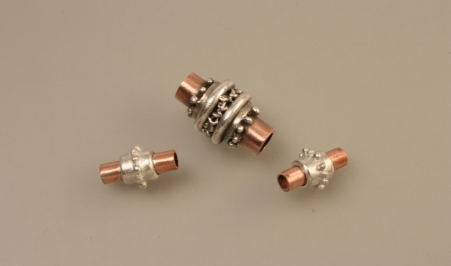 Copper Tube Beads
