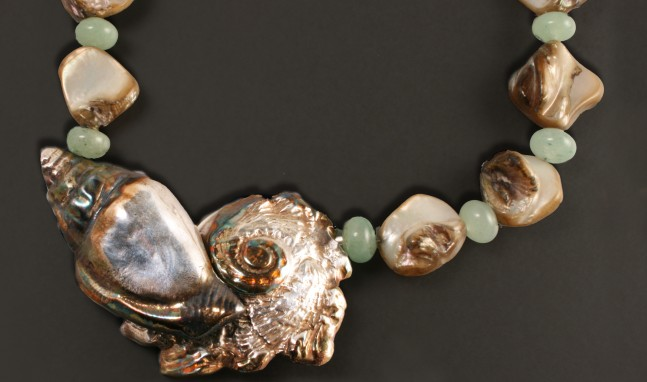 Seashell Magnetic Clasp