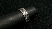 Carve a Wave Ring